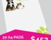 a4-pads