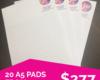 a5-pads